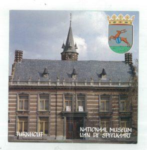 ベルギー国立カルタ博物館