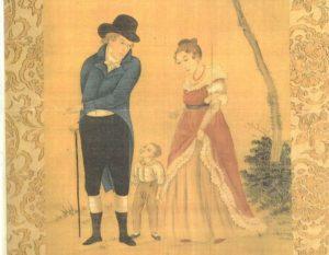 ブロンホフと家族