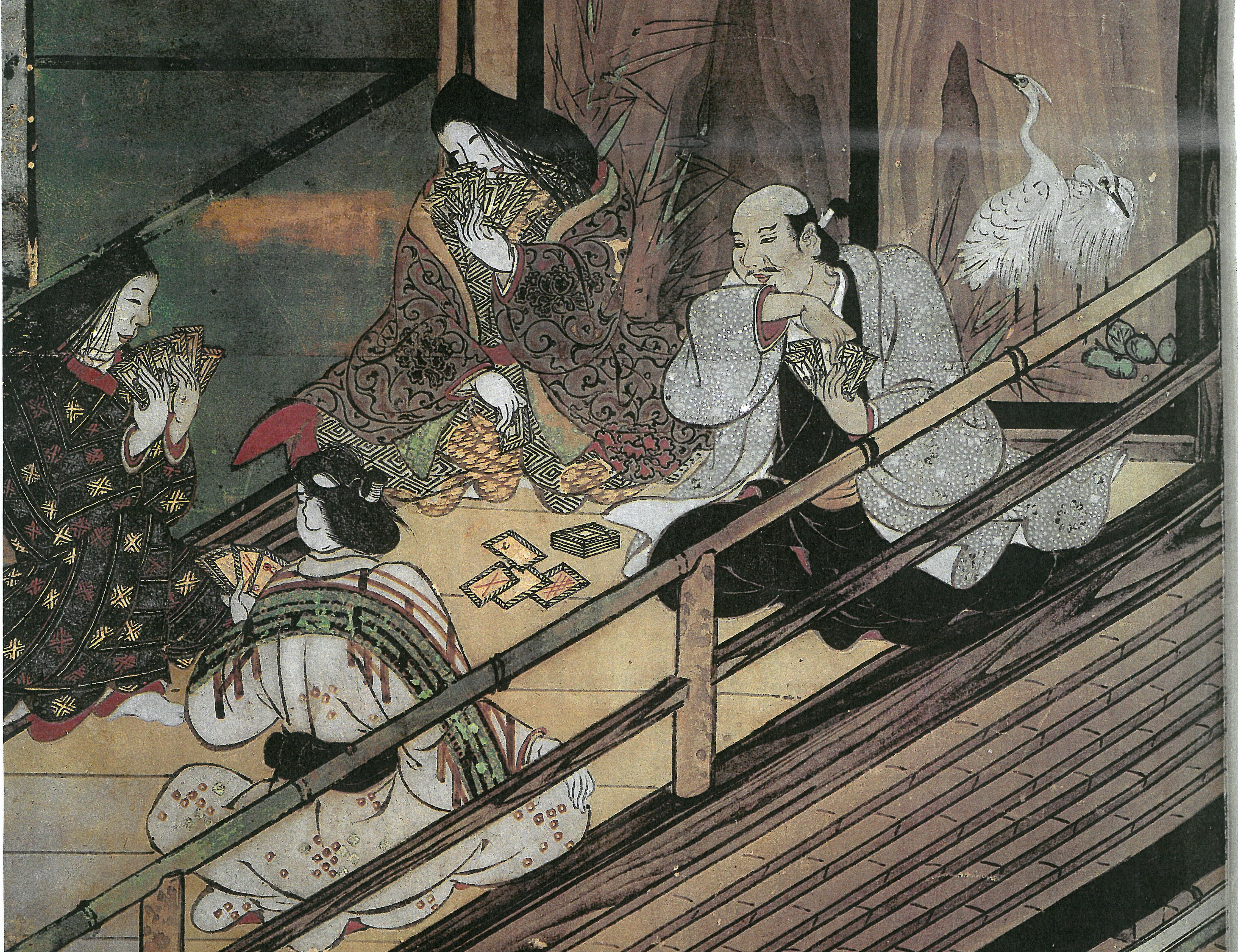 相応寺屏風