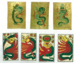 天正カルタのドラゴン・カード