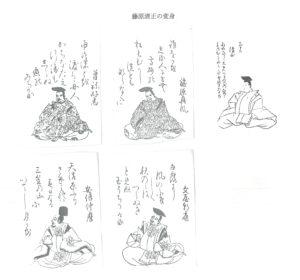 藤原清正図像の大変身